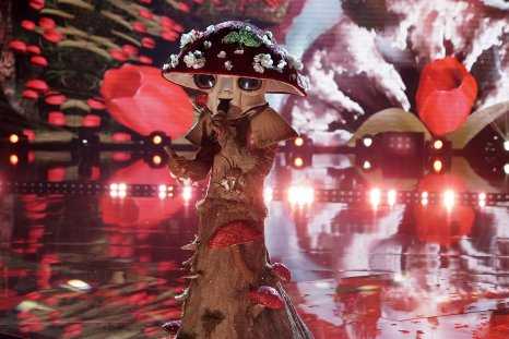 'The Masked Singer' Mushroom Performs