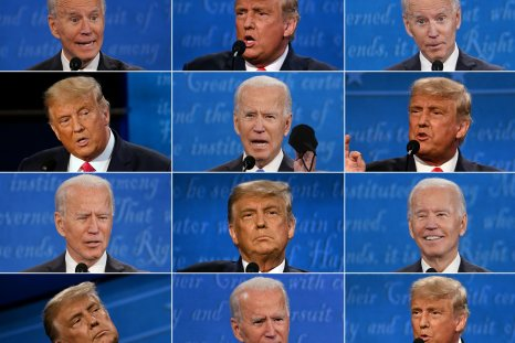 Trump/Biden final debate