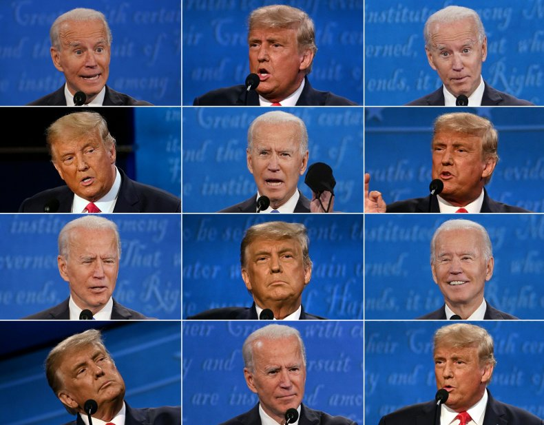 Trump/Biden final debate