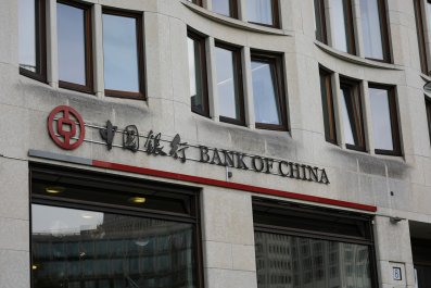 Berlin branch of state-owned Bank of China