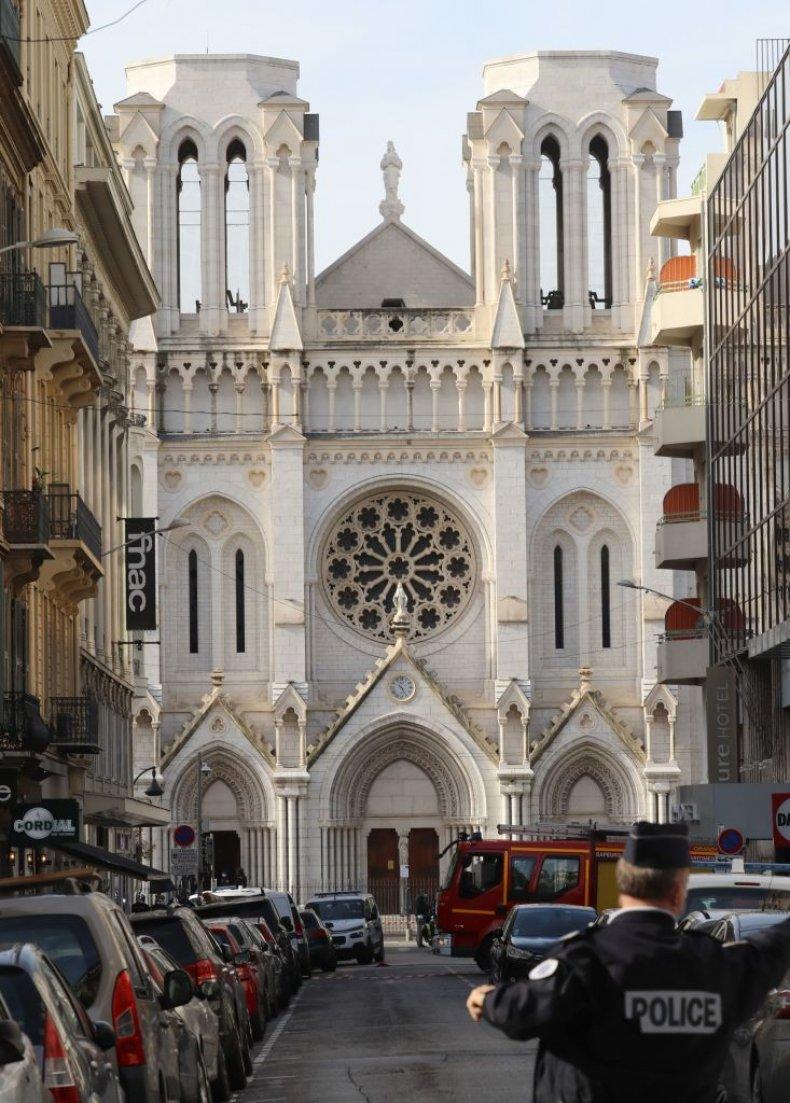 Notre Dame, Nice