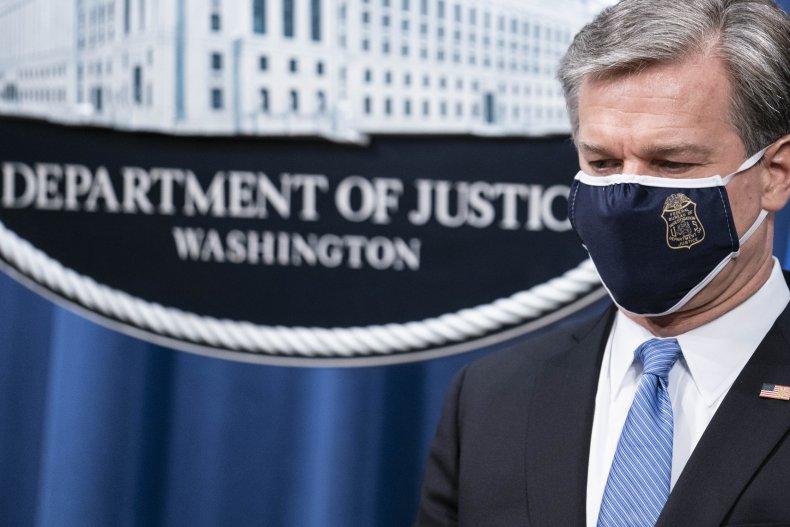 China, US, charges, FBI, fox hunt, corruption