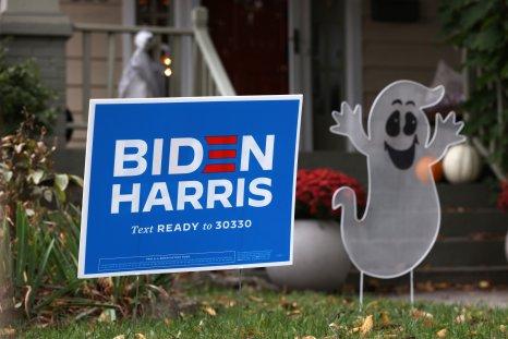 Biden sign