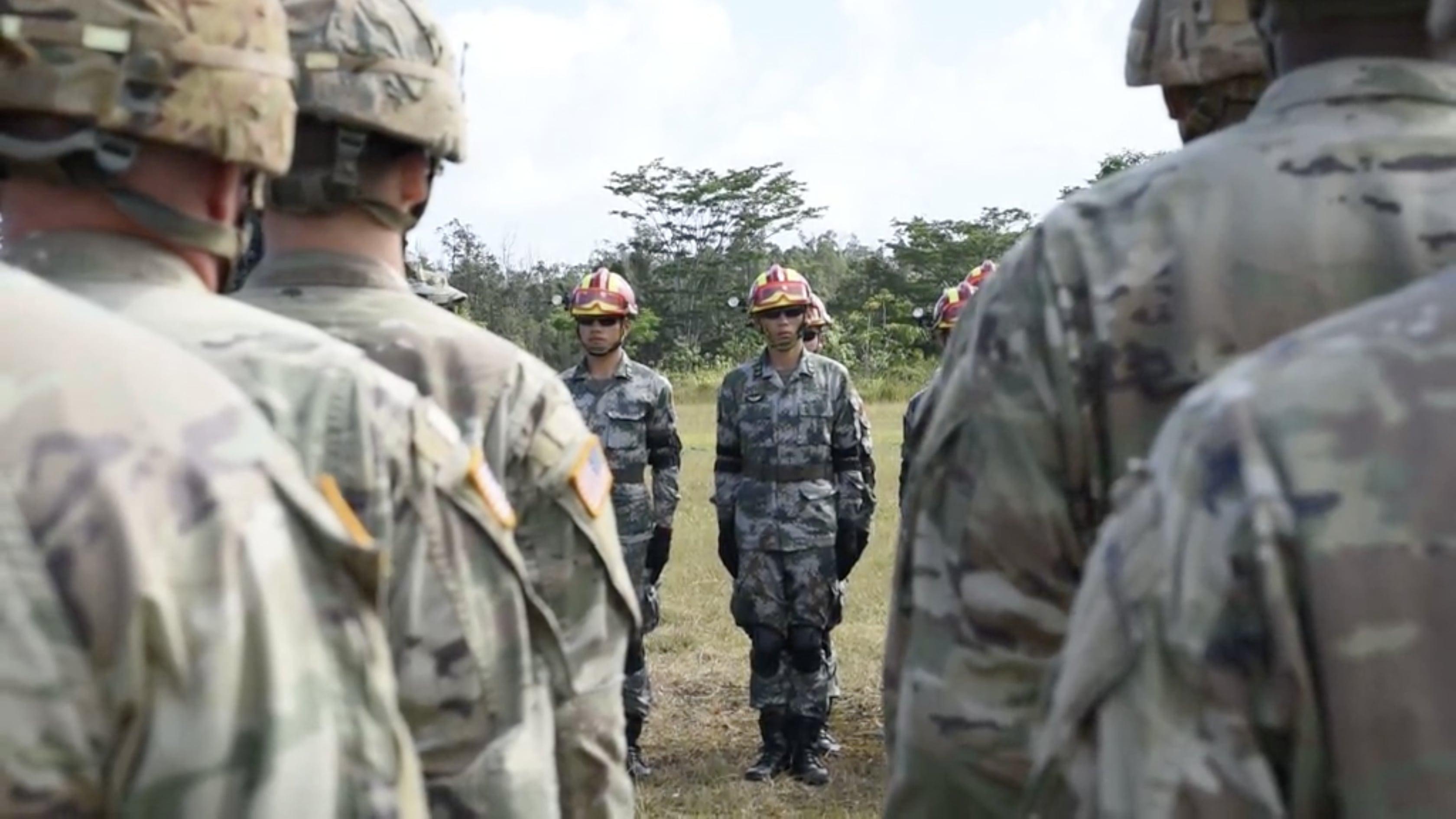 "US., China militaries talk ""crisis communications"" as they trade warnings before Nov. 3 election"