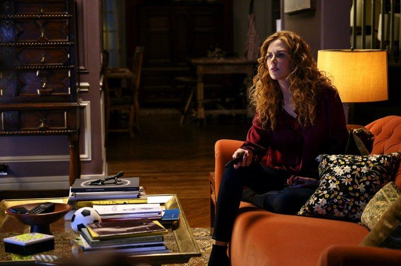 """Nicole Kidman in """"The Undoing"""""""