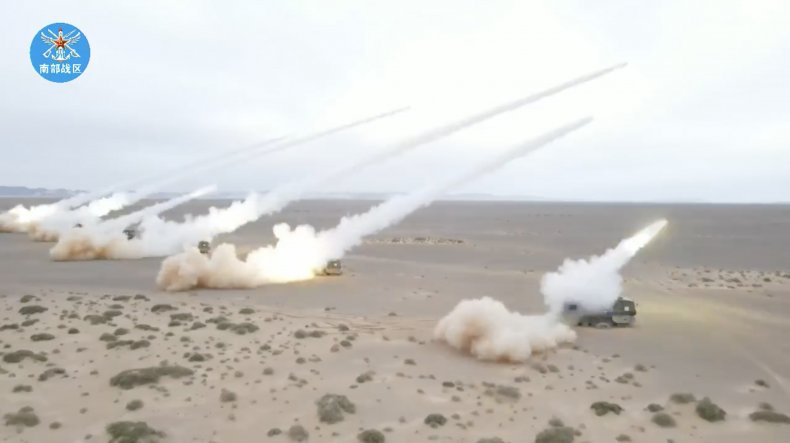 china, pla, southern, theater, command, exercise