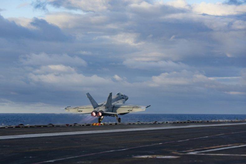 china, f18, navy, ronald, reagan, aircraft, carrier