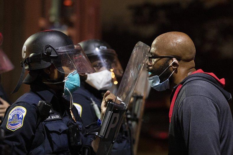Black Lives Matter racial justice police violence