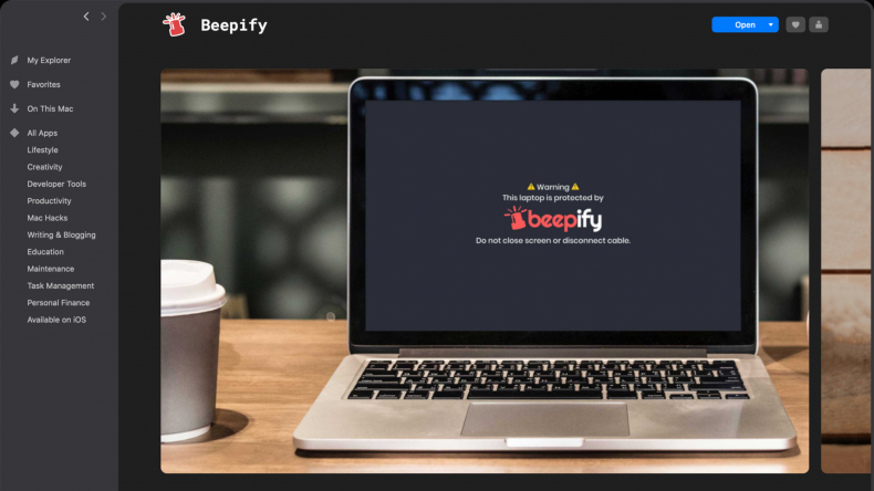 Newsweek AMPLIFY - Protect Privacy on Mac