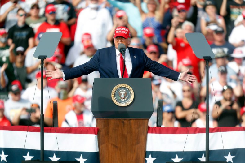 Trump tampa