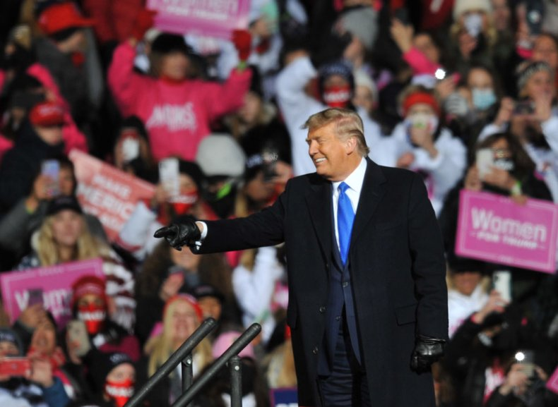 Trump omaha