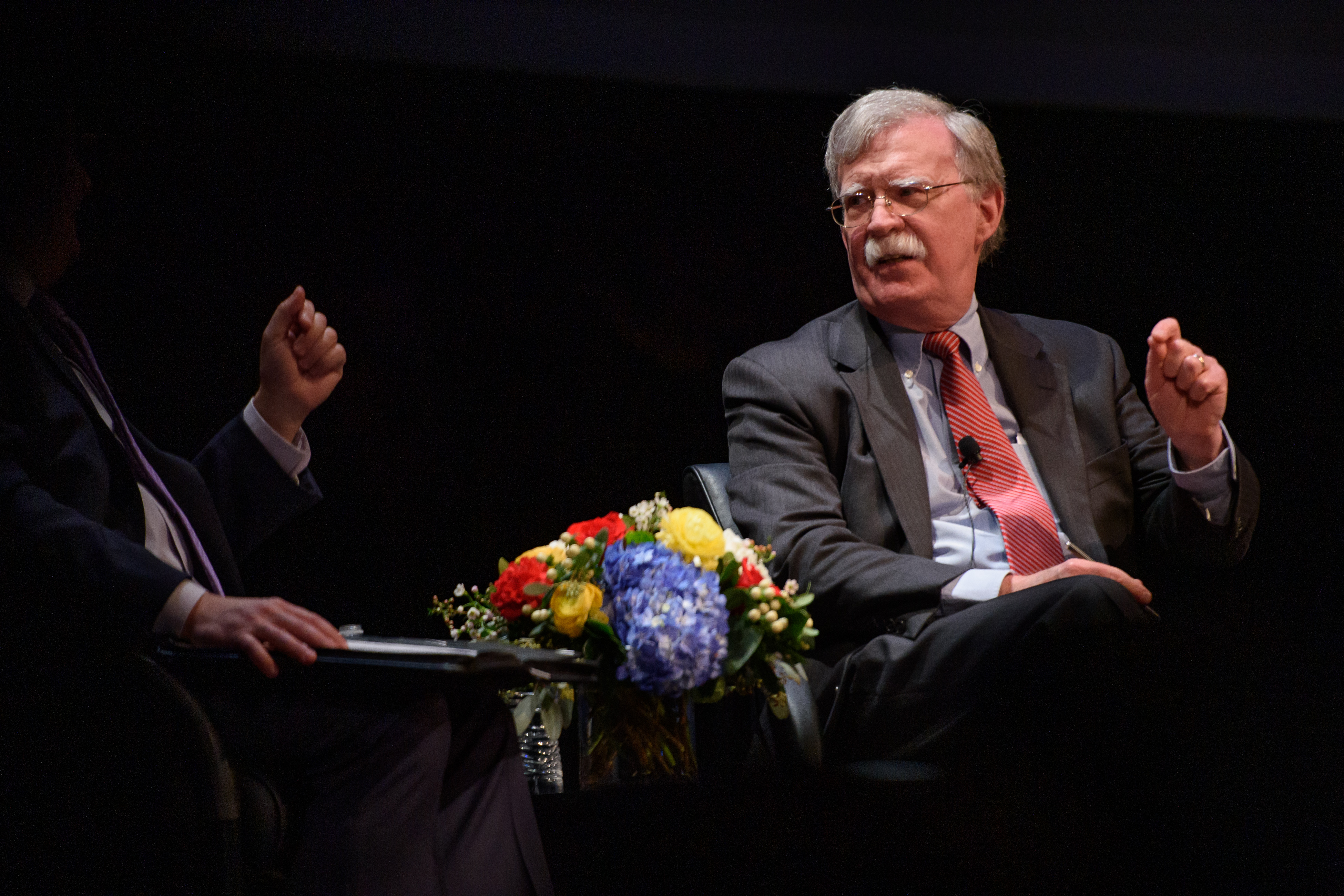 Second Trump Term Puts NATO 'Very Much in Jeopardy,' John Bolton Says