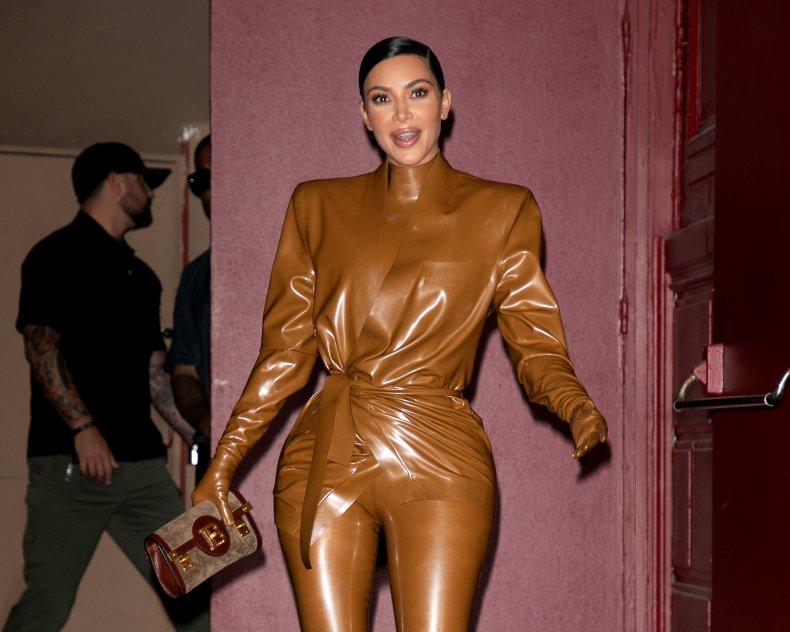Kim Kardashian Channels Her Inner Carole Baskin
