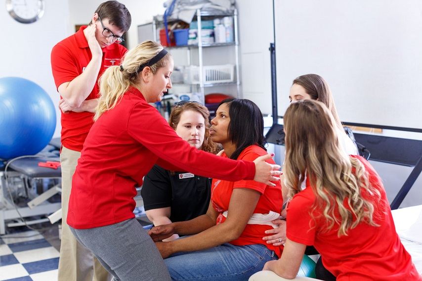 Indiana University Department of Occupational Therapy