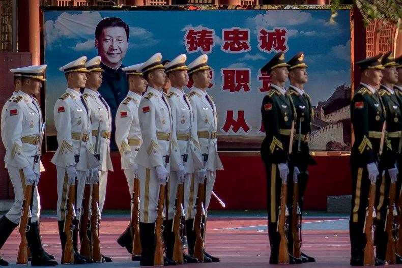 China, Xi Jinping, Trump, Biden, 2020 election