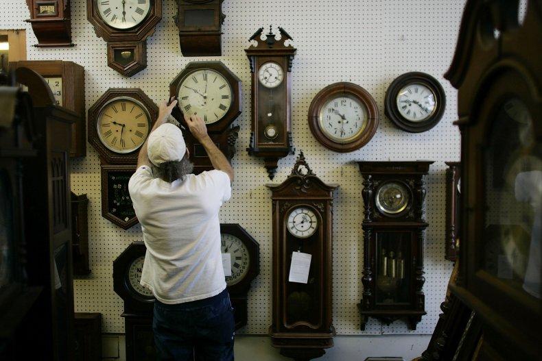 Clocks daylight Savings