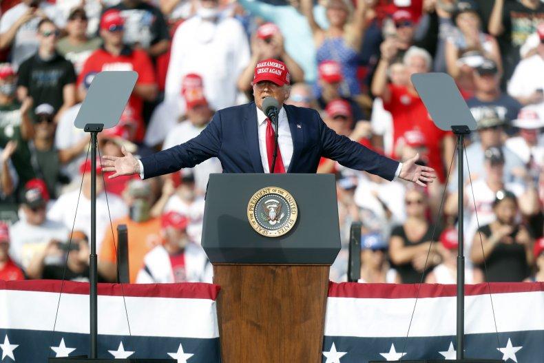 Trump in Tampa