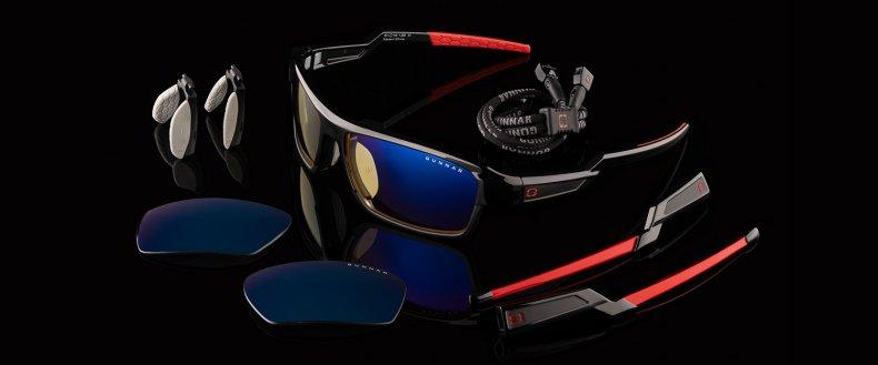 Gunnar Lightning Bolt 360 Glasses
