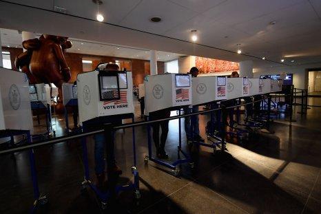 NYC voting location