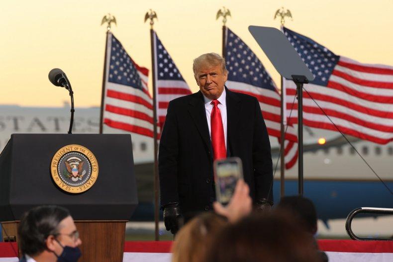 Donald Trump 2020 Rally Minnesota October 30