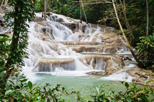 CULMap007Dunns River Falls