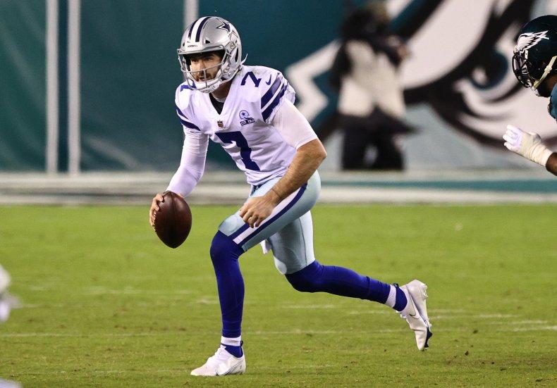 Ben DiNucci, Dallas Cowboys
