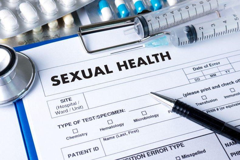 sexual health, sti, std, stock, getty