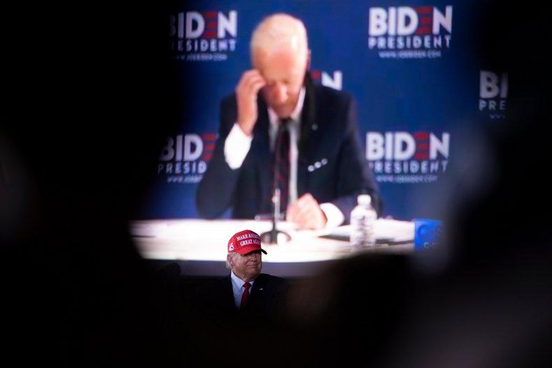 Donald Trump, Joe Biden, Florida, 2020 election