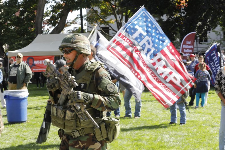 2A, joe Biden, Donald Trump, guns, rights