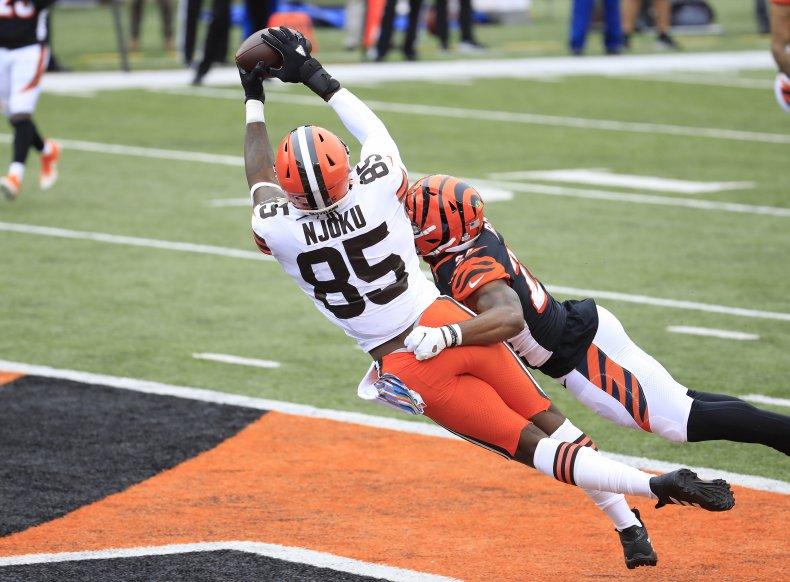 David Njoku, Cleveland Browns