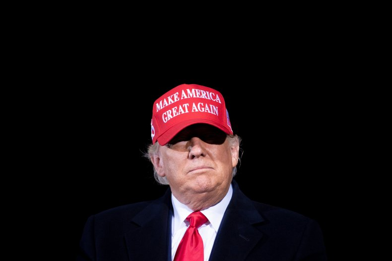 Donald Trump election North Carolina Joe Biden