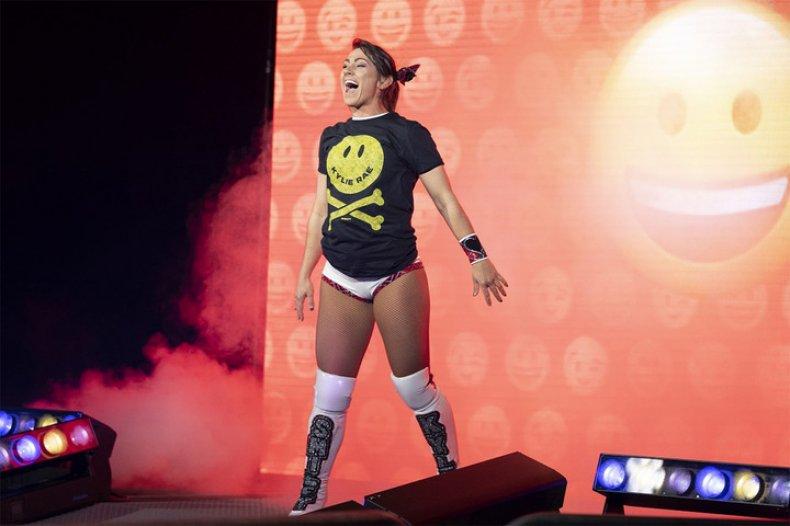 kylie rae impact wrestling retires