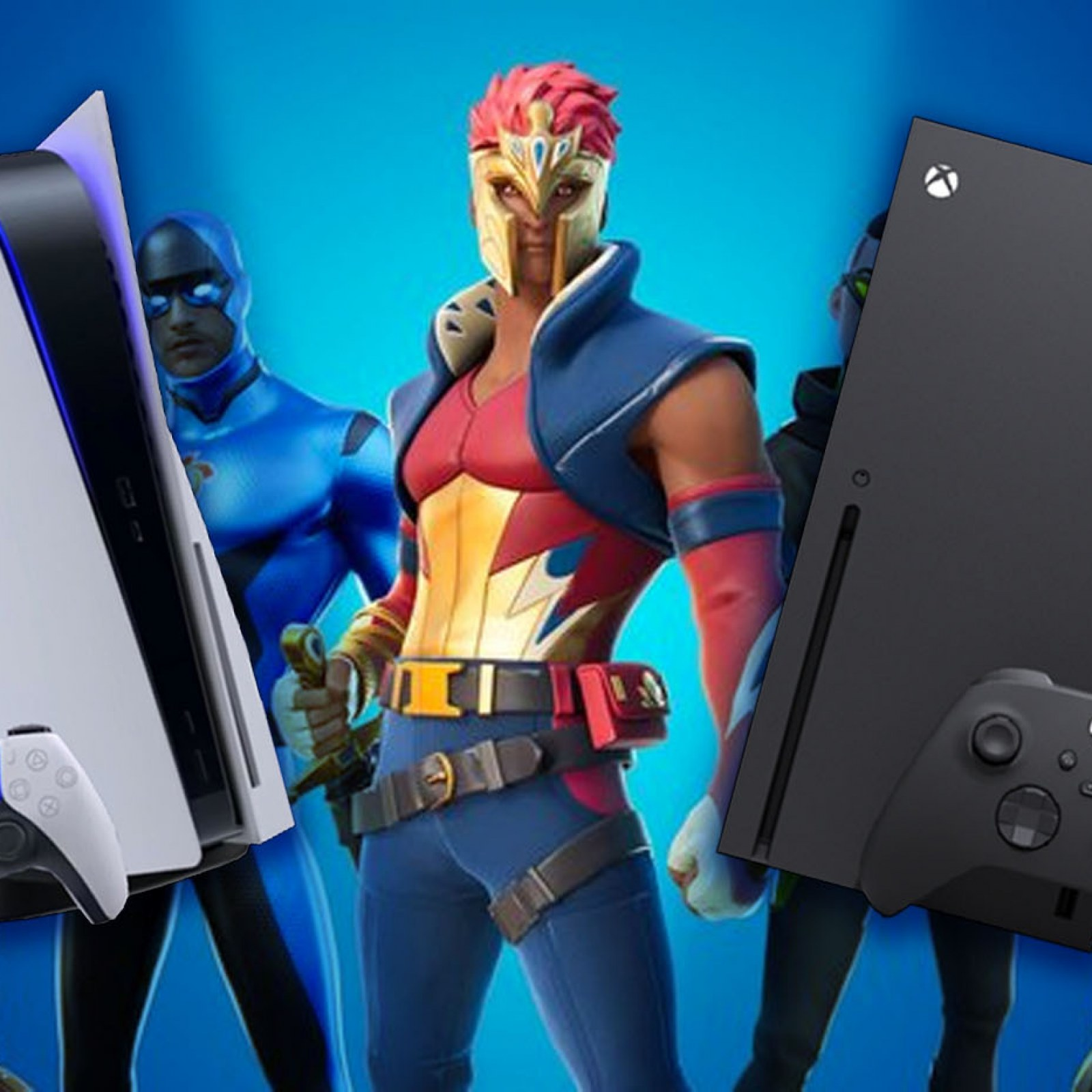 Fortnite Ps5 Xbox Series X Upgrades How To Transfer Progress Revealed