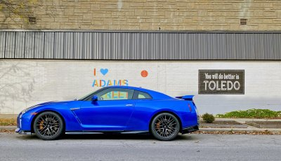2021 Nissan GT-R Review