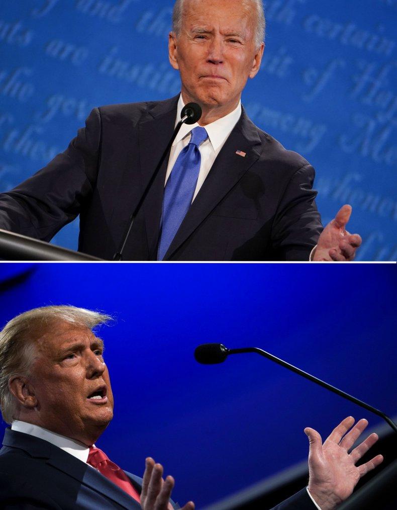 joe, biden, donald, trump, debate, election