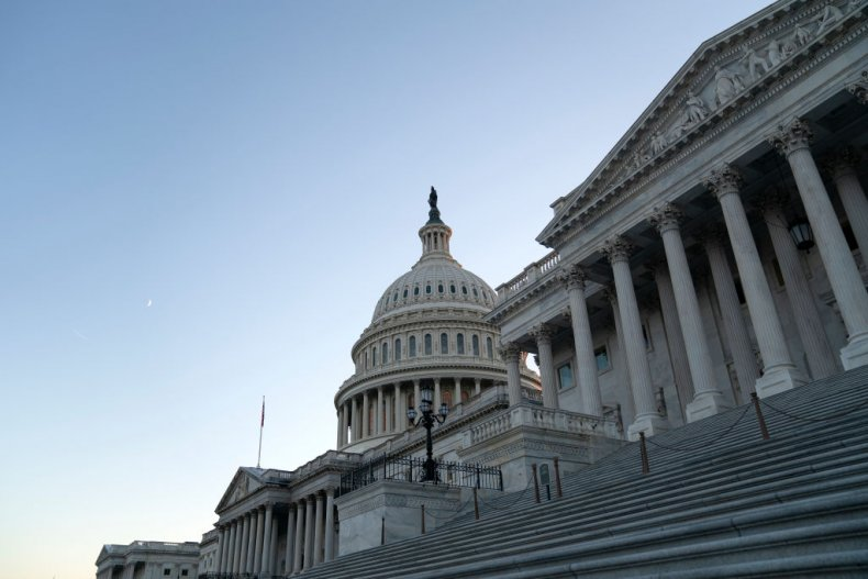 Capitol Building in Washington, D.C.