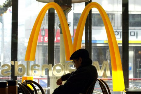 South Korea McDonald's 2003