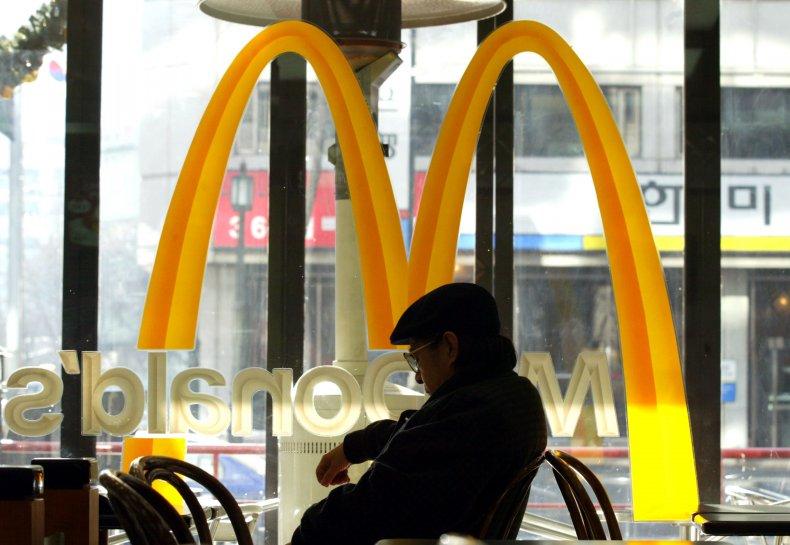 South Korea McDonald's 2003