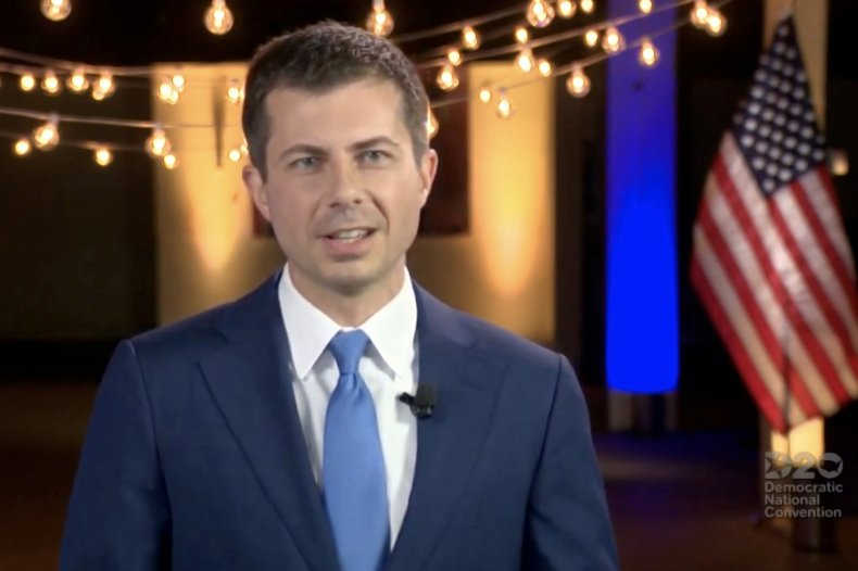 2020 Democratic National Convention Pete Buttigieg