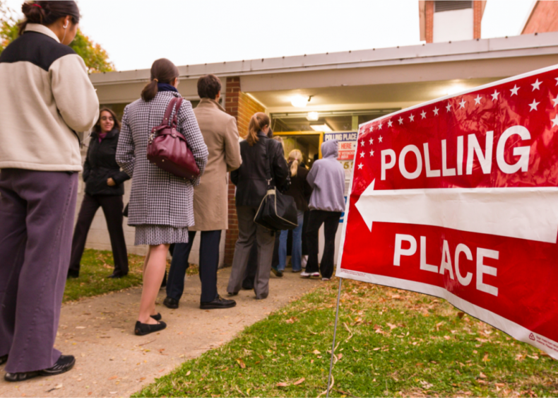 How the racial landscape of the U.S. electorate has changed over the years