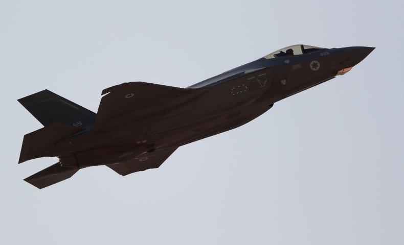 Israeli F-35 plane