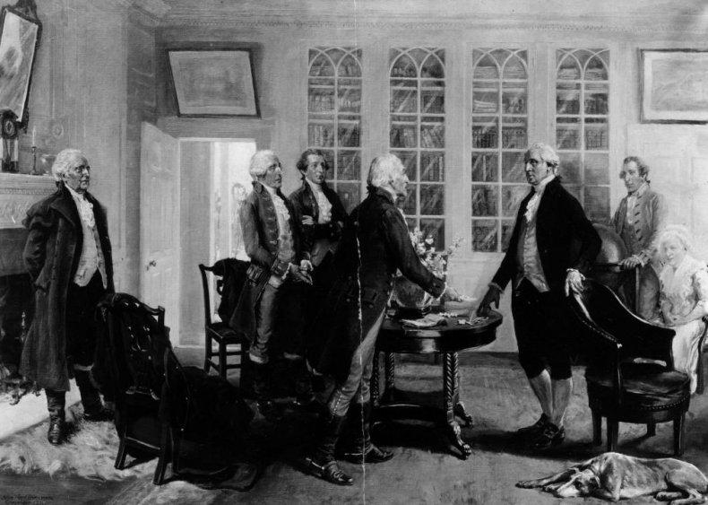 #58. 1789: George Washington