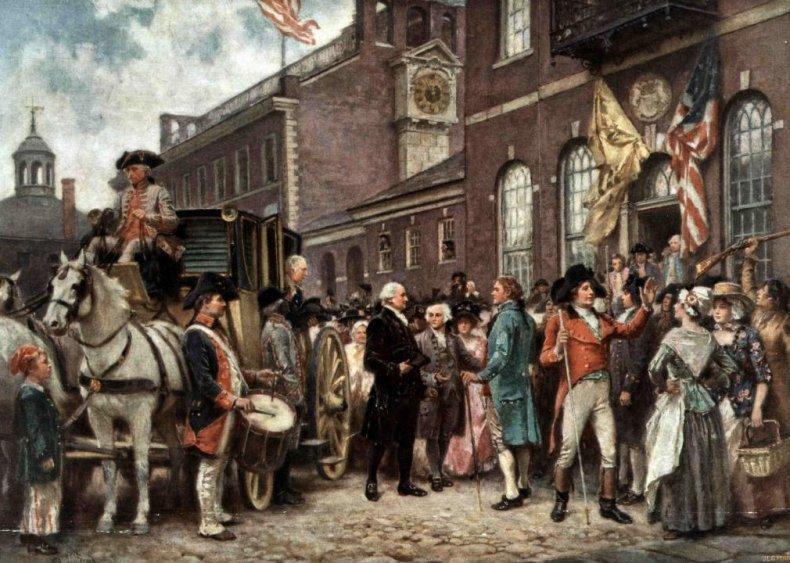 #57. 1792: George Washington