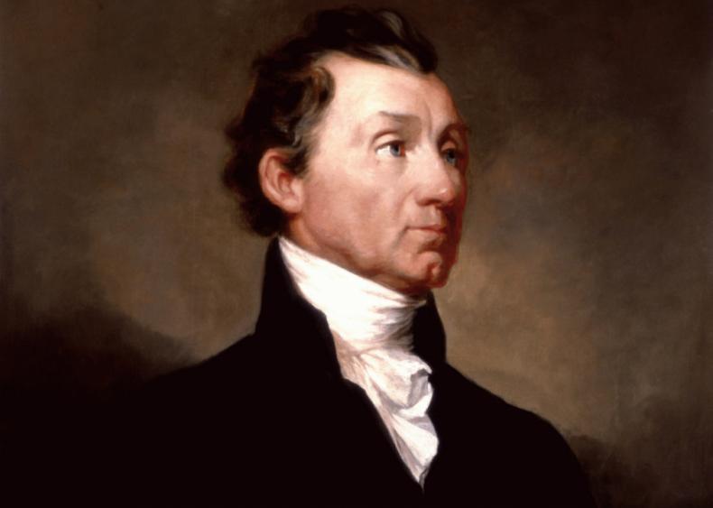 #56. 1820: James Monroe