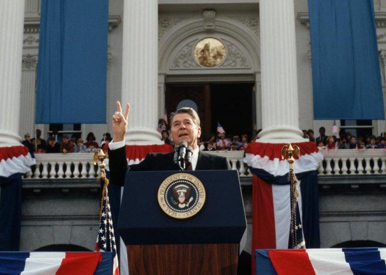 #54. 1984: Ronald Reagan vs. Walter Mondale