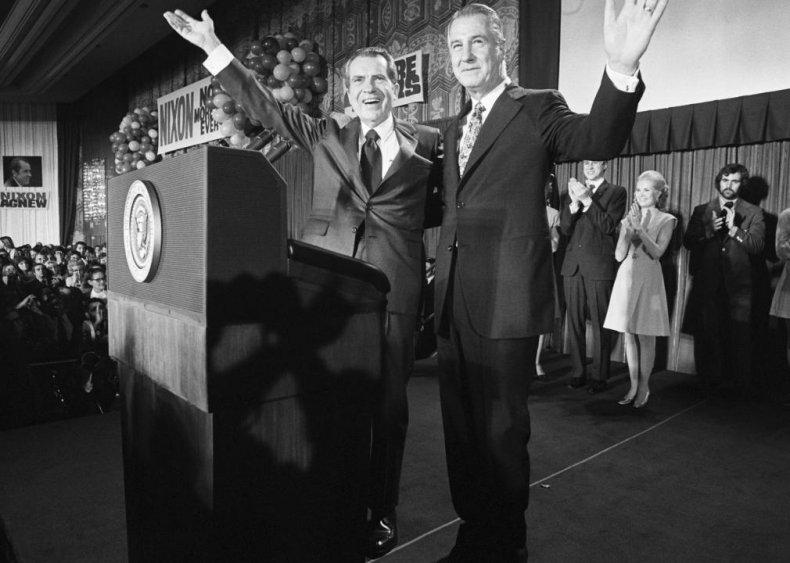 #53. 1972: Richard Nixon vs. George McGovern