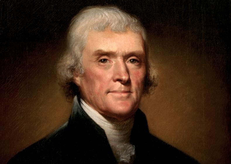 #52. 1804: Thomas Jefferson vs. Charles C. Pinckney