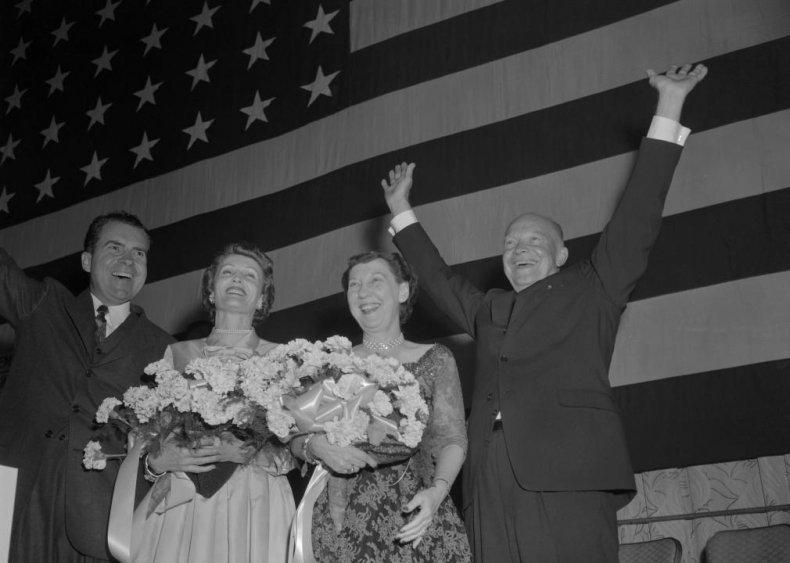 #47. 1956: Dwight D. Eisenhower vs. Adlai Stevenson