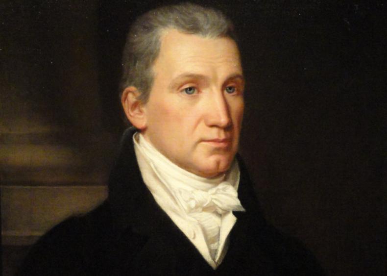 #44. 1816: James Monroe vs. Rufus King