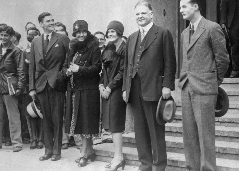 #43. 1928: Herbert Hoover vs. Al Smith